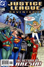 Justice League Aventures 17