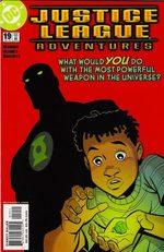 Justice League Aventures 19