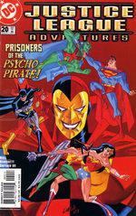 Justice League Aventures 20