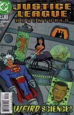 Justice League Aventures 21