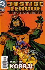Justice League Aventures 23