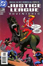 Justice League Aventures 25