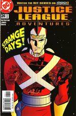 Justice League Aventures 26