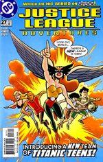 Justice League Aventures 27