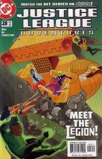 Justice League Aventures 28