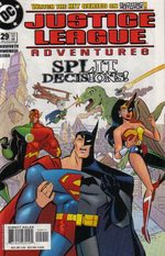 Justice League Aventures 29