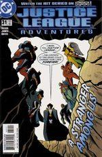 Justice League Aventures 31