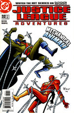 Justice League Aventures 32