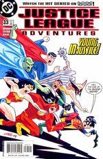 Justice League Aventures 33