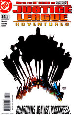 Justice League Aventures 34