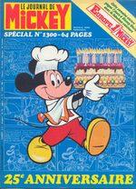 Le journal de Mickey 1300 Magazine