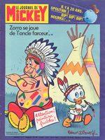 Le journal de Mickey 1322 Magazine