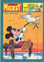 Le journal de Mickey 1323 Magazine