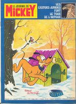 Le journal de Mickey 1335 Magazine