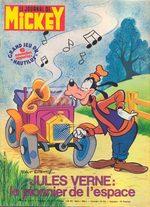 Le journal de Mickey 1340 Magazine