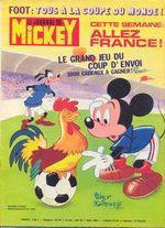 Le journal de Mickey 1349 Magazine