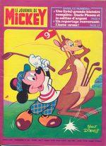 Le journal de Mickey 1362 Magazine