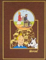 Tintin (Les aventures de) 10