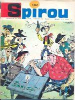 Le journal de Spirou 1442