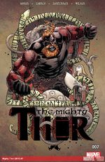 The Mighty Thor # 7