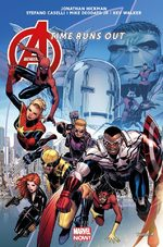 Avengers - Time Runs Out # 4