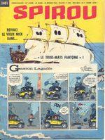 Le journal de Spirou 1401