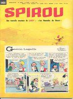 Le journal de Spirou 1425