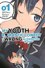 My Teen Romantic Comedy is wrong as I expected 1