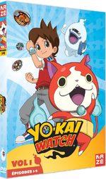 Yo-kai watch 1 Série TV animée