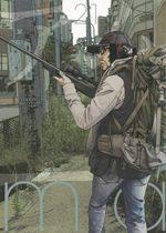 I am a Hero 21 Manga