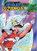 Les Chevaliers du Zodiaque 1 Anime comics