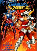 Les Chevaliers du Zodiaque 2 Anime comics