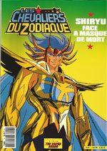 Les Chevaliers du Zodiaque 4 Anime comics