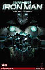 Infamous Iron Man # 3