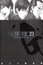 Gantz 27 Manga