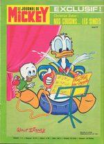 Le journal de Mickey 1324 Magazine