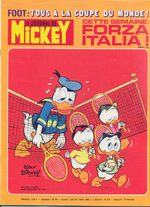 Le journal de Mickey 1350 Magazine