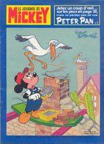 Le journal de Mickey 1291 Magazine