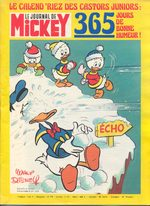 Le journal de Mickey 1279 Magazine
