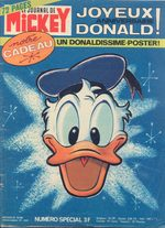 Le journal de Mickey 1205 Magazine