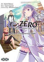 Re:Zero - Re:Life in a different world from zero - Premier arc : Une journée à la capitale 1
