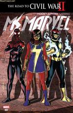 Ms. Marvel # 7