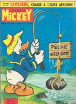 Le journal de Mickey 593 Magazine