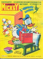Le journal de Mickey 1513 Magazine