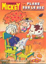Le journal de Mickey 1527 Magazine