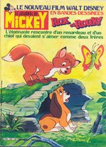 Le journal de Mickey 1535 Magazine