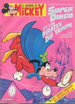 Le journal de Mickey 1542 Magazine