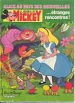 Le journal de Mickey 1554 Magazine