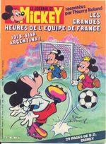 Le journal de Mickey 1562 Magazine