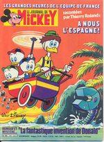 Le journal de Mickey 1563 Magazine